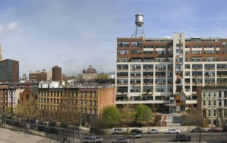 Newswalk Condominium,  Brooklyn, New York